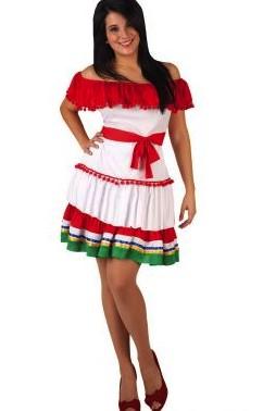 robe mexicaine femme vente de d guisements mexicaine et. Black Bedroom Furniture Sets. Home Design Ideas