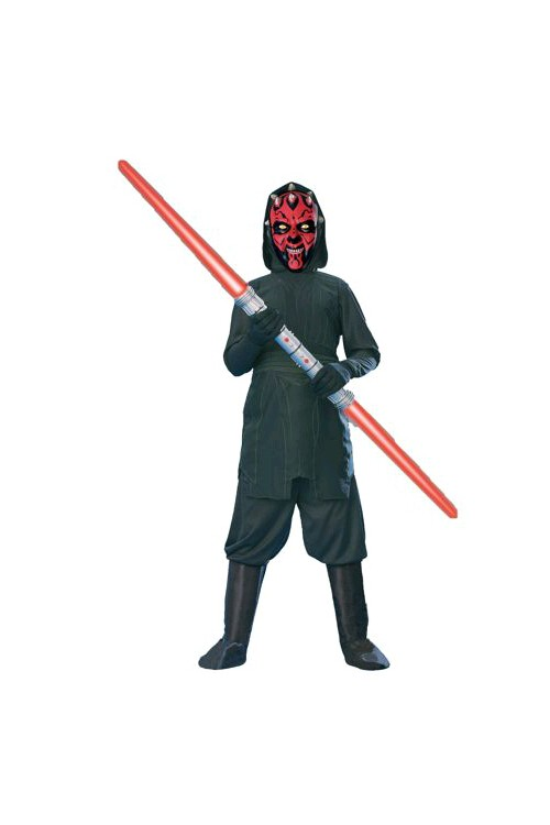 costume enfant darth maul vente de d guisements star wars et costume enfant darth maul. Black Bedroom Furniture Sets. Home Design Ideas