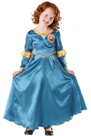 Costume Rebelle Disney