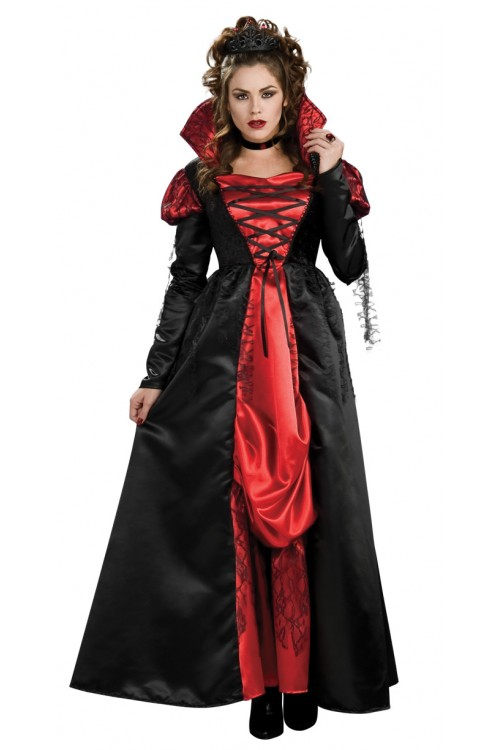 costume vampire femme de transylvanie vente de d guisements halloween et costume vampire femme. Black Bedroom Furniture Sets. Home Design Ideas
