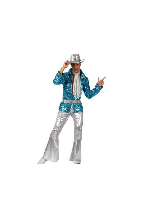 d guisement disco homme bleu vente de d guisements ann es 60 70 et d guisement disco homme bleu. Black Bedroom Furniture Sets. Home Design Ideas