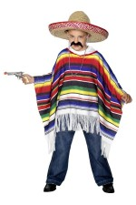 Costume de Mexicain