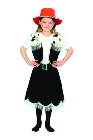Costume de Cow Girl
