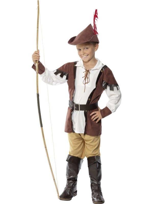 Pin Patron Enfant Costume Robin Des Bois Patron Burda 9472  ~ Costume Robin Des Bois