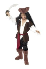 Costume Pirate des Caraibes