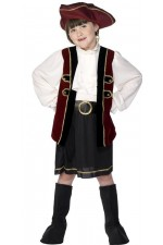 Costume de Pirate Girl