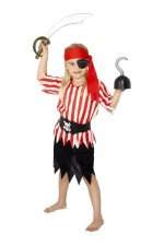Costume de Pirate borgne