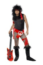 Costume de Rock Star