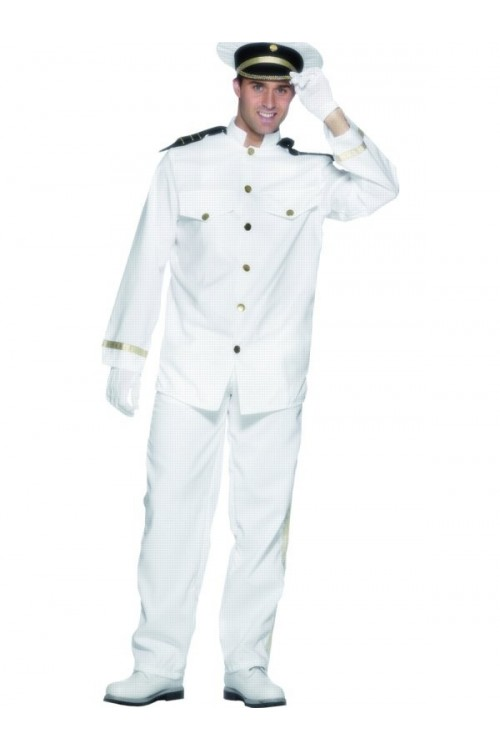 Capitaine veste Marin Costume Jacket MARIENE marin officier capitaine uniforme