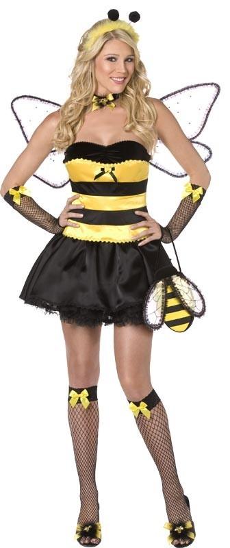 déguisement adulte maya l abeille