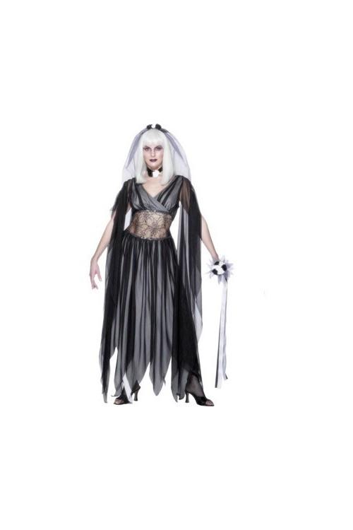 Deguisement de la mariee fantome - Deguisement halloween mariee ...