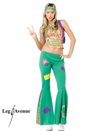 D guisement hippie baba cool - Mode hippie femme annee 70 ...
