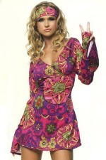 Robe Hippie Flash