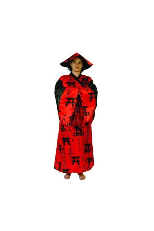 Chinoise Femme Cérémonie Kimino Déguisement Pour Ou dYgxHx7w