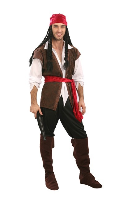 Пиратский костюм своими руками фото для мужчины 8