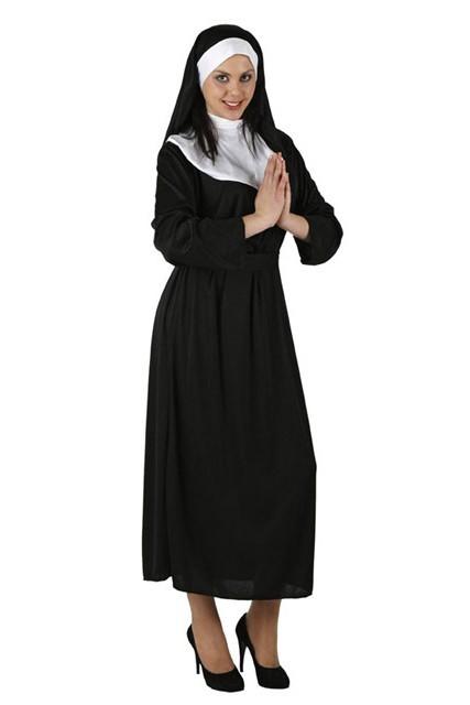 d guisement de bonne soeur et autres costumes adultes pas cher. Black Bedroom Furniture Sets. Home Design Ideas